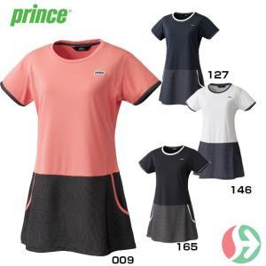 セール!(テニスウェア レディース)プリンス(Prince) ワンピース WL7404(テニス レディースウエア)|joyfulsports