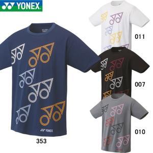 超特価! ヨネックス バドミントン ウェア テニス YONEXユニドライTシャツ16364 取寄の商品画像|ナビ