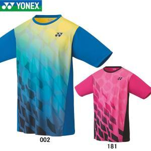 超特価! ヨネックス バドミントン ウェア テニス YONEXメンズドライTシャツ 16369 取寄