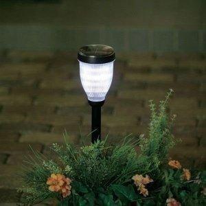ガーデン用ソーラーライト 防犯灯 防犯ライト GSL-P2W 人気|joylight