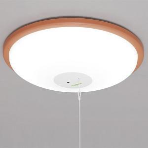 (在庫処分)訳あり LEDシーリングライト 8〜10畳 調光 プルスイッチ 4400lm CL8D-WP-R-RY アイリスオーヤマ|joylight|03