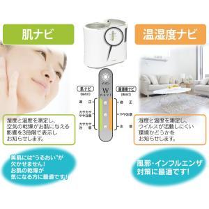 加湿器 ハイブリット式 強力 大容量 大型 潤い 乾燥対策 抗菌 リビング 寝室 乾燥 予防 ハイブリッド 加湿機 1000ml SPK-1000Z-N  アイリスオーヤマ|joylight|12