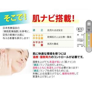 加湿器 ハイブリット式 強力 大容量 大型 潤い 乾燥対策 抗菌 リビング 寝室 乾燥 予防 ハイブリッド 加湿機 1000ml SPK-1000Z-N  アイリスオーヤマ|joylight|16