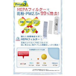 (在庫処分)空気清浄機 8畳 花粉 空気清浄機 KFN-700 アイリスオーヤマ|joylight|06