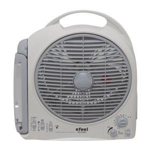 扇風機 サーキュレーター 充電式 10インチ EJF-25R  人気|joylight