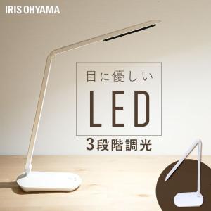 LED デスクライト デスクスタンド スタンドライト 照明 机 おしゃれ LDL-301 アイリスオーヤマ (あすつく)|joylight
