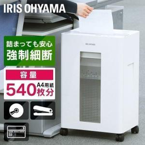 シュレッダー 業務用 電動 オフィスシュレッダー ホワイト OF18J アイリスオーヤマ|joylight