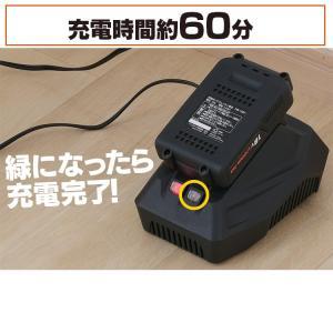 充電式ヘッジトリマー18V JHT530 アイリスオーヤマ|joylight|16