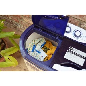 二槽式洗濯機 洗濯機  マイセカンドランドリー TOM05 コンパクト|joylight|02