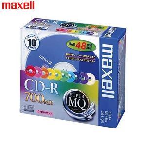 データCD-R48倍速10Pカラー CDR700S.MIX1P10S|joylight