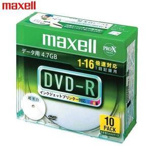 データDVD-R 16倍速 10P DR47WPD.S1P10SA|joylight