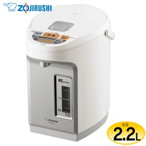 VE電気まほうびん 2.2L CVWA22-WZ プライムホワイト 象印|joylight