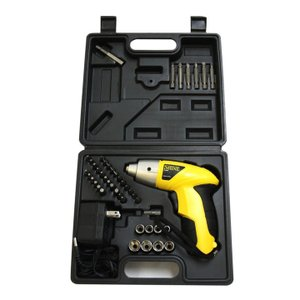 ドリル 電動ドライバー 工具 46p 4.8Vミニドライバーセット TL-800