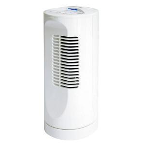 扇風機 マイコン テクノイオン搭載ミニタワー扇風機 MI-106  扇風機 卓上 ファン オフィス ミニ扇風機 卓上扇風機 清潔 ミニタワー扇風機|joylight