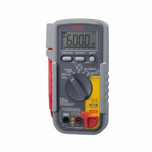 デジタルマルチメータ CD-732 三和電気計器|joylight