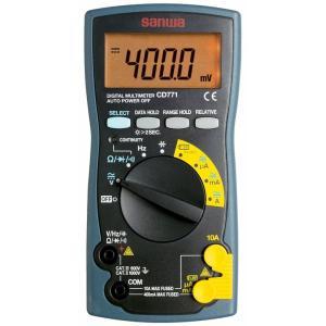 デジタルマルチメータ CD-771P 三和電気計器|joylight