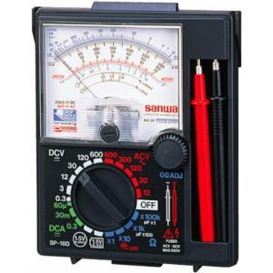 アナログマルチメータ SP-18D-P 三和電気計器|joylight