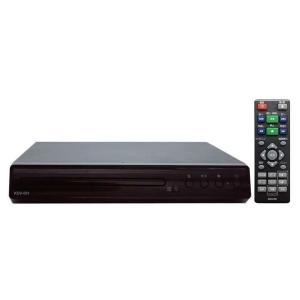 DVDプレーヤー ブラック テレビ ビデオ KDV-001 TMIジャパン