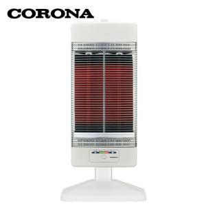 (在庫処分) 電気ストーブ 暖房器具 おしゃれ CH-126R-W コロナ|joylight