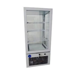 4面ガラス冷蔵ショーケース 業務用 硝子 JCMS-78 JCM (代引不可) joylight