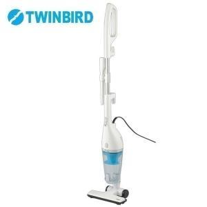 掃除機 サイクロン スティック サイクロンスティック型クリーナー 綺麗 クリーナー TC-E151W TWINBIRD (在庫処分)|joylight