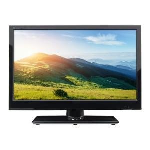 19型地上デジタル液晶テレビ 映像 液晶 テレビ モニター ブラック AT-19C01SR エスキュービズム (D)