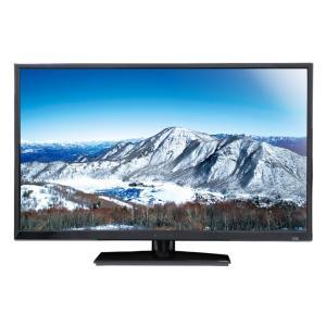 32型地上デジタル液晶テレビ 映像 液晶 テレビ モニター ブラック AT-32C01SR エスキュービズム (D)