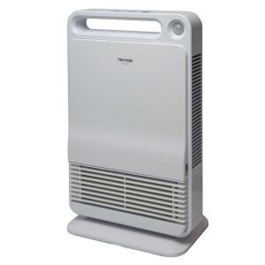 人感センサー付きセラミックファンヒーター 800W 消臭フィルター ホワイト TS-800 TEKNOS (D)(B)|joylight