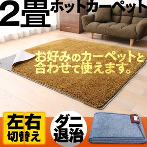 ホットカーペット 本体 2畳 HT-20NP 三京 (D)|joylight
