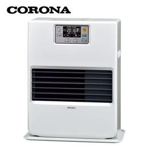 FF式 石油暖房機 温風ヒーター ナチュラルホワイト FF-VG42SA-W コロナ (D)|joylight