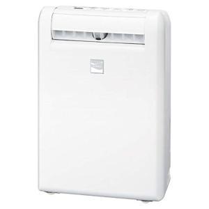 三菱 衣類乾燥除湿機 サラリ 3Dムーブアイ ホワイト MJM100PX 三菱電機 (D)|joylight