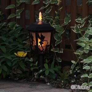 ソーラーライト ガーデンライト ティンカーベル シルエットライト 防犯灯 防犯ライト TD-L27|joylight