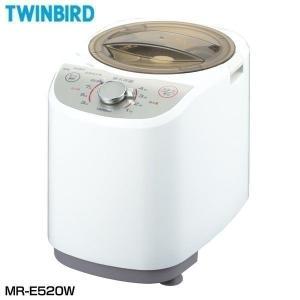 精米器 精米機 家庭用 コンパクト精米御膳 MR-E520W ツインバード|joylight