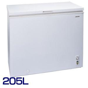 冷凍庫 上開き 205L アビテラックス 【西濃運輸】 【代引不可】|joylight