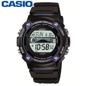 カシオ デジタル腕時計 SPORTS GEAR スポーツギア W-S210H-1AJF メンズ(正規品)