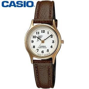 カシオ アナログ腕時計スタンダードウォッチ レディース(正規品)|joylight