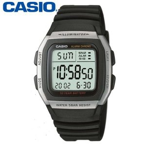 カシオ デジタル腕時計 W-96H-1AJF メンズ(正規品)|joylight