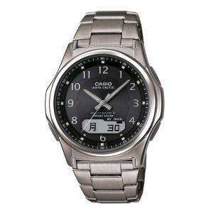 カシオ ソーラー電波腕時計 WVA-M630TDE-1AJF|joylight