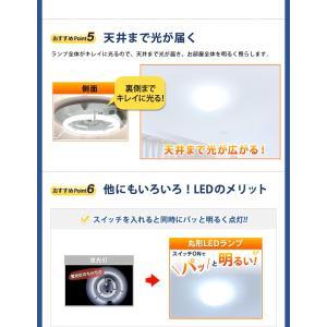 LED蛍光灯 丸型 器具 2個セット ランプ シーリング用 30形+32形 LDCL3032SS/D・N・L/27-C アイリスオーヤマ|joylight|06
