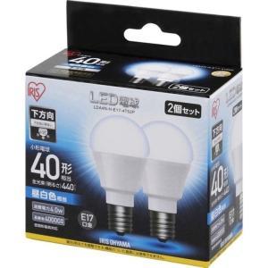 LED電球 E17 下方向タイプ 40W形相当 LDA4N・L-H-E17-4T52P 昼白色・電球色 4個セット アイリスオーヤマ|joylight|03