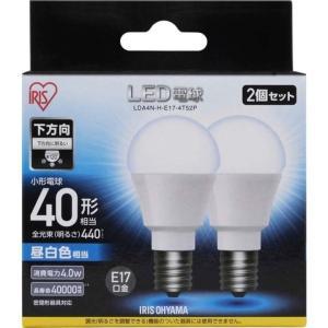 LED電球 E17 下方向タイプ 40W形相当 LDA4N・L-H-E17-4T52P 昼白色・電球色 4個セット アイリスオーヤマ|joylight|04