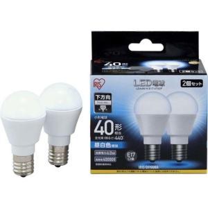 LED電球 E17 下方向タイプ 40W形相当 LDA4N・L-H-E17-4T52P 昼白色・電球色 4個セット アイリスオーヤマ|joylight|05