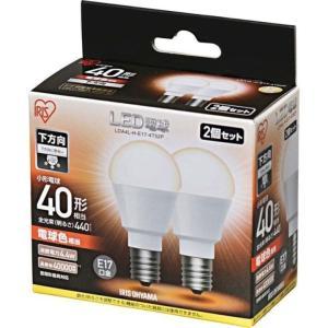 LED電球 E17 下方向タイプ 40W形相当 LDA4N・L-H-E17-4T52P 昼白色・電球色 4個セット アイリスオーヤマ|joylight|06