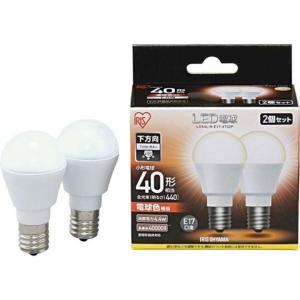 LED電球 E17 下方向タイプ 40W形相当 LDA4N・L-H-E17-4T52P 昼白色・電球色 4個セット アイリスオーヤマ|joylight|08