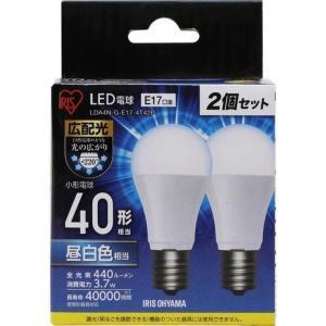 LED電球 E17 40W 4個セット 広配光 LED 電球 小型電球 LDA4N・L-G-E17-4T42P アイリスオーヤマ(あすつく)|joylight|04