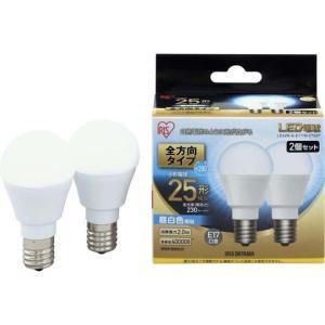 LED電球 E17 全方向タイプ 25W形相当 LDA2N・L-G-E17/W-2T52P 昼白色・電球色 4個セット アイリスオーヤマ|joylight|05