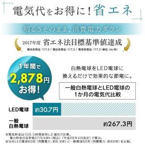 LED電球 E26 60W 広配光 4個セット アイリスオーヤマ 昼光色 昼白色 電球色 LDA7D-G-6T62P LDA7N-G-6T62P LDA7L-G-6T62P(あすつく)|joylight|10