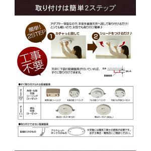 LED シーリングライト 14畳 調光 調色 アイリスオーヤマ 木目 CL14DL-5.0WF-M|joylight|15