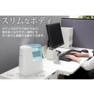 加湿器 アロマ 卓上 おしゃれ 小型 コンパクト 加熱式加湿器 加湿機 オフィス 一人暮らし 家庭 潤い SHM-260D アイリスオーヤマ(あすつく)|joylight|06