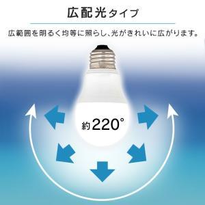 LED電球 E26 広配60W 広配光 2個セット アイリスオーヤマ 昼光色 昼白色 電球色 LDA7D-G-6T62P LDA7N-G-6T62P LDA7L-G-6T62P(あすつく)|joylight|02